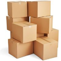 Large Single Wall Cardboard Boxes